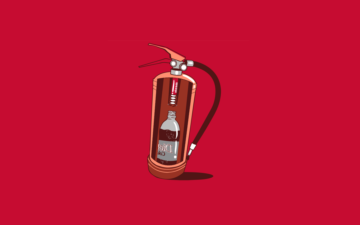 13143-threadless-simple-minimalism-humor-fire_extinguishers-coca-cola-mentos-red